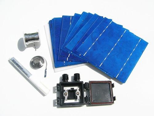 Набор для сборки солнечной панели