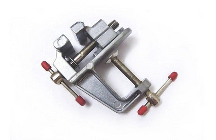 Компактные мини-тиски DIY из алюминиевого сплава