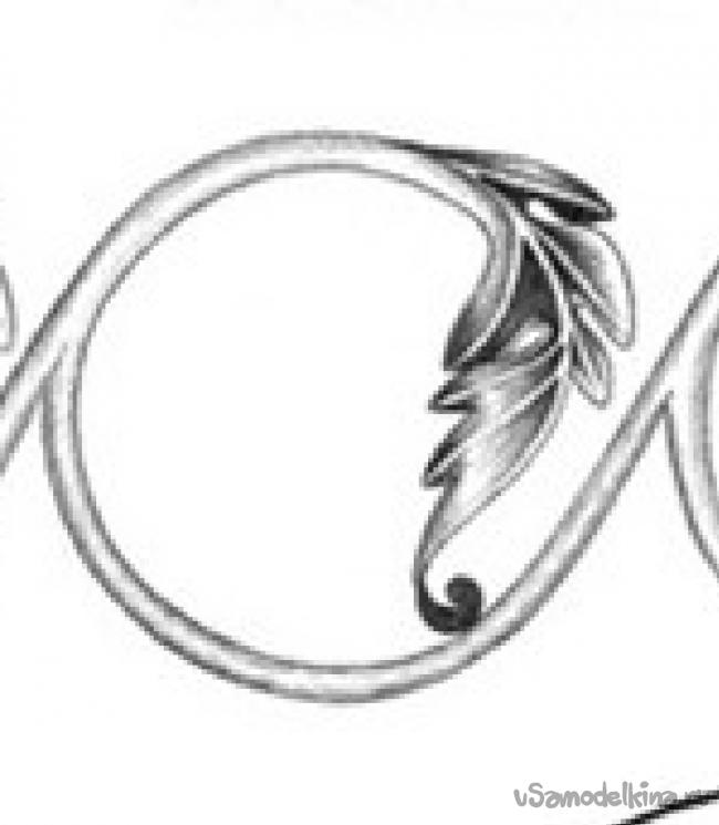 Разделочная доска «Совёнок»