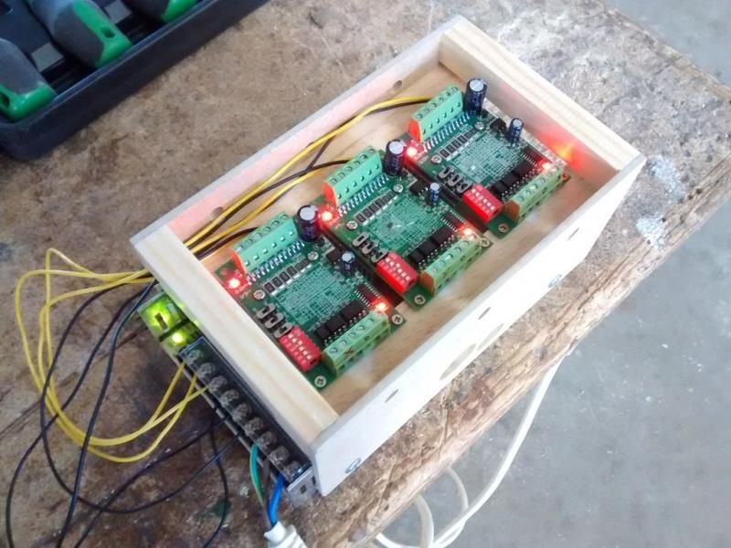Чпу станок на arduino своими руками