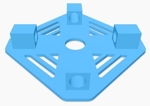 Квадрокоптер на Arduino