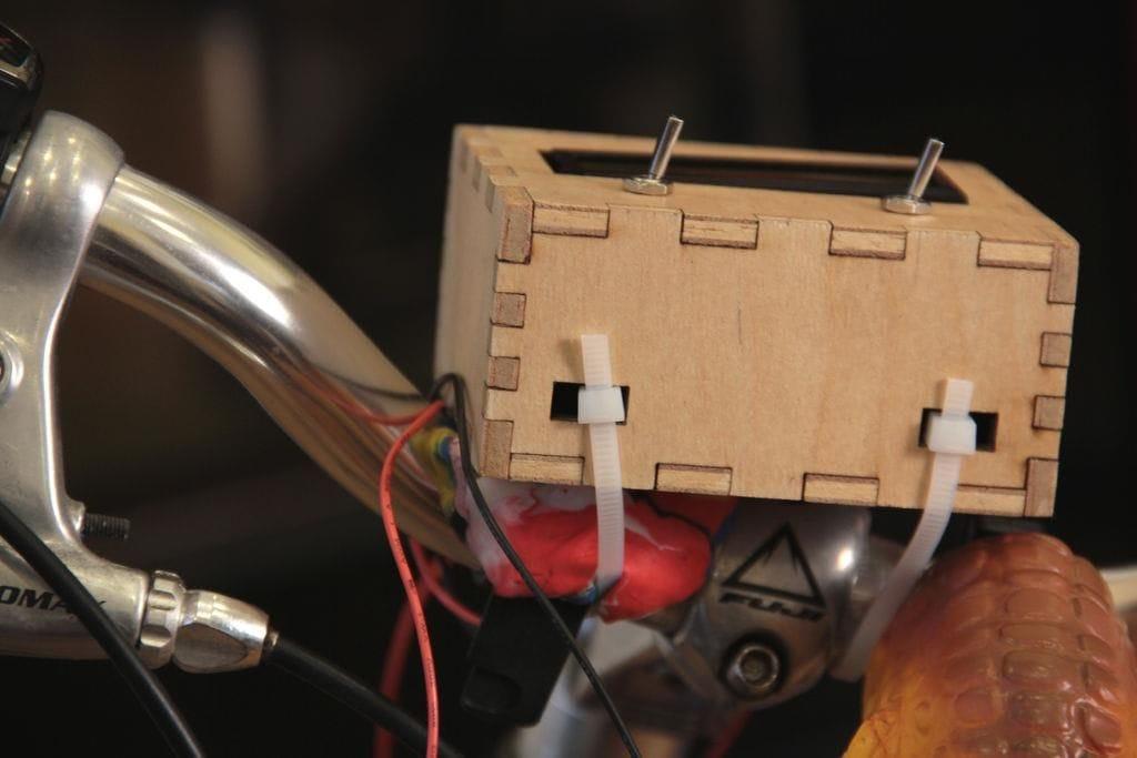 Как сделать спидометр для велосипеда своими руками