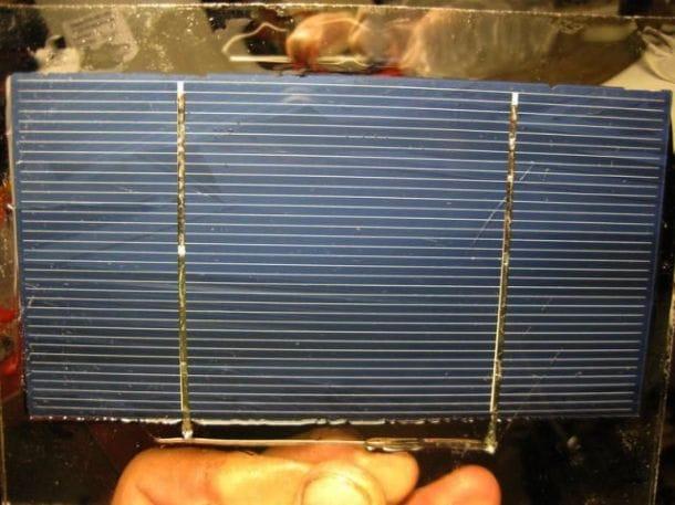 Изготовление солнечных панелей в домашних условиях