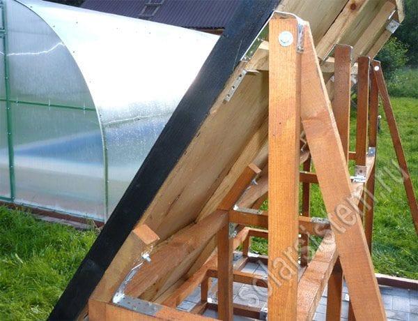 Обогреваем бассейн с помощью самодельного солнечного коллектора на 2 кВт