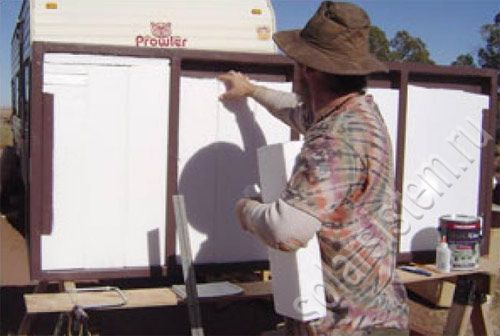 Старый электрический бойлер как солнечный коллектор