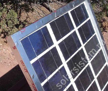 Солнечные батареи из подручных материалов своими руками