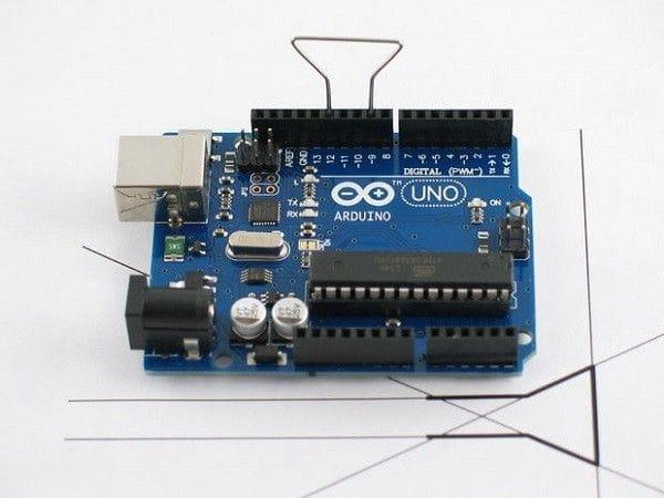 Arduino-робот жук Ringo