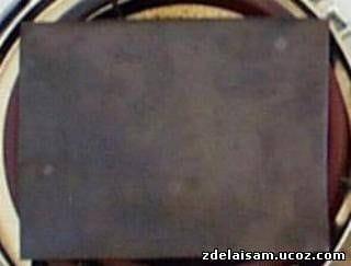 Солнечная батарея из оксида меди