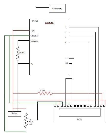 Как сделать спидометр для скейтборда из Arduino