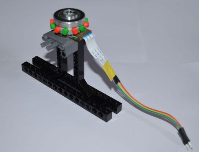 Каскадный электрогенератор - прототип