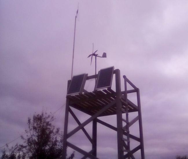 Эффективный винт для ветрового генератора