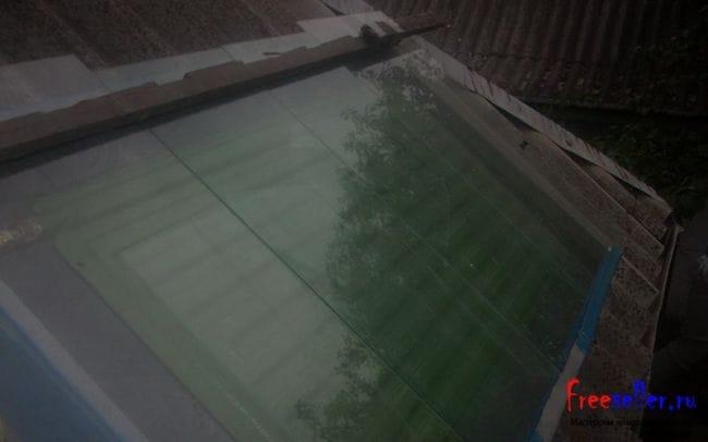 Самодельный солнечный коллектор из радиатора