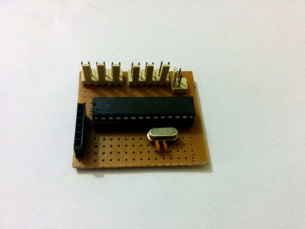 Умный магнит для холодильника на базе Arduino