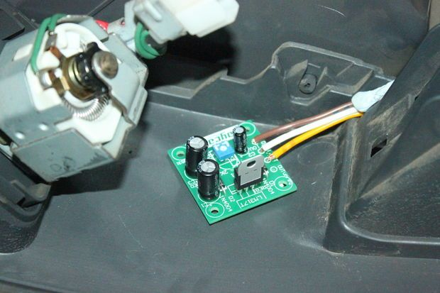 Самодельное противоугонное устройство на  Arduino Uno и датчике отпечатков пальцев