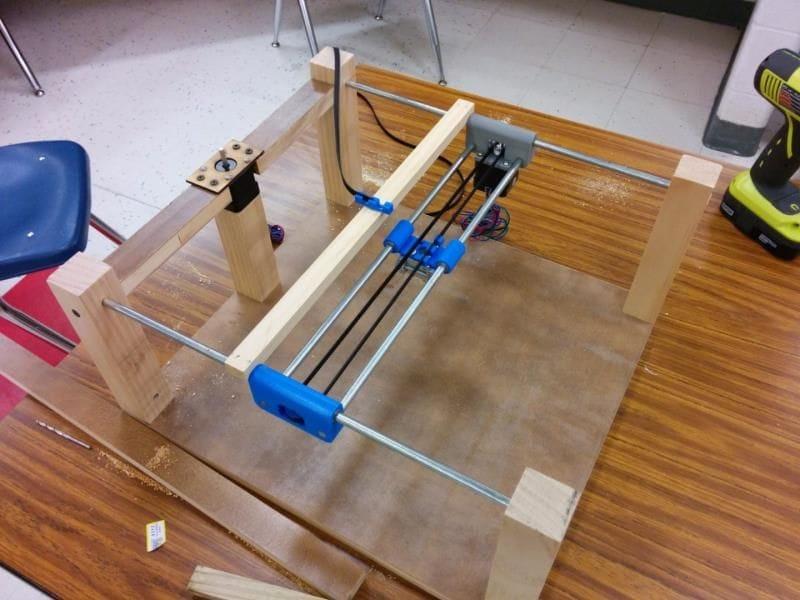 Сделать лазерный гравер своими руками