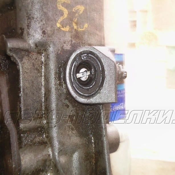 Как сделать спидометр на светодиодах из шагового двигателя