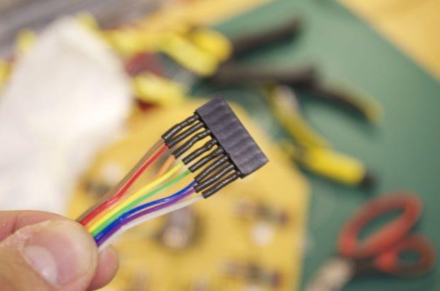 Светодиодные часы на Arduino
