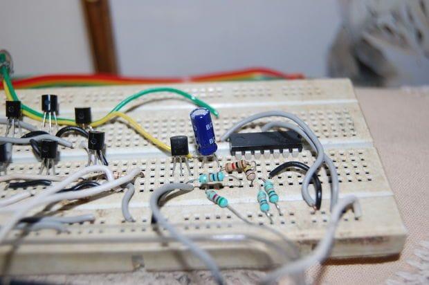 RGB светодиодная подсветка на Arduino для пианино