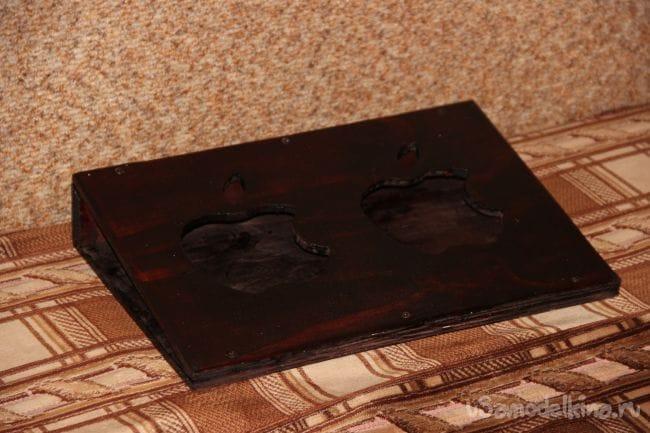 Подставка для лучшего охлаждения ноутбука