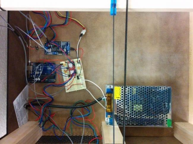 Лазерный гравер на Arduino своими руками