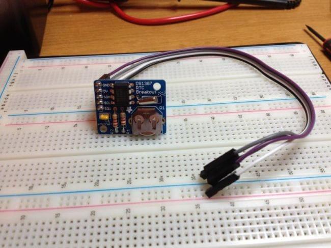 LCD часы, будильник и таймер с детектором движения на Arduino