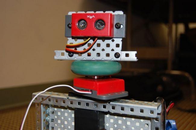 Realizacion de un Robot Minisumo con un