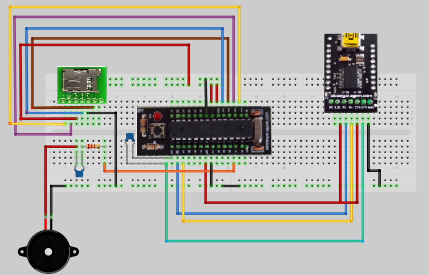How to Make an Audio Player using an Arduino Uno DIY Hacking