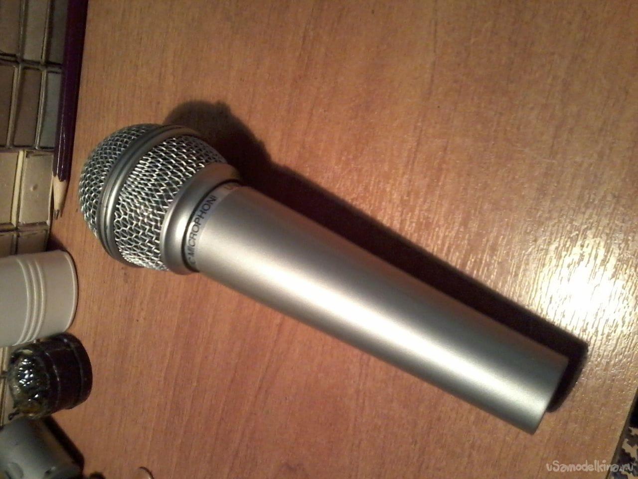 усилитель звука своими руками схема для микрофона