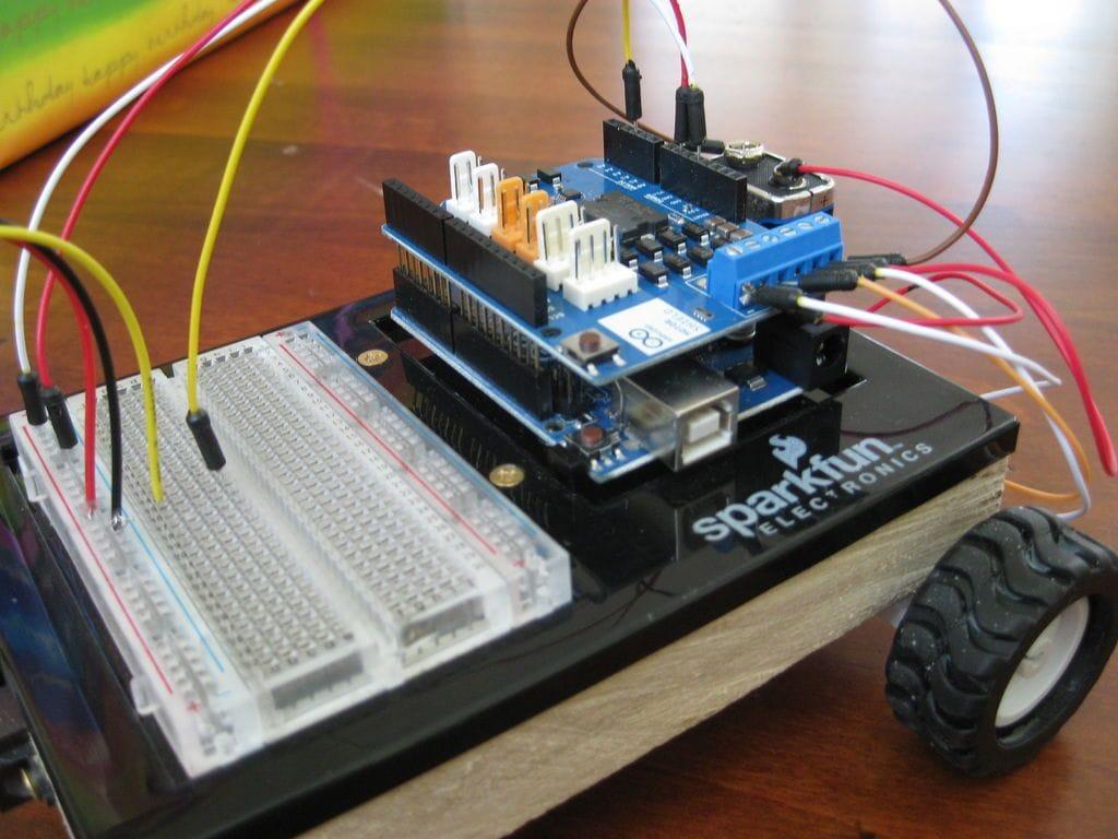 Проекты на arduino поделки сделать