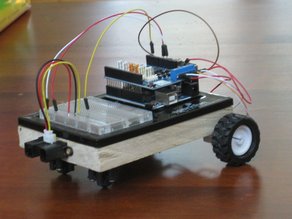 Arduino and Design : Make Your First Robot Udemy