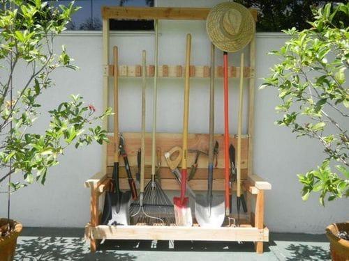 Садового инструмента своими руками