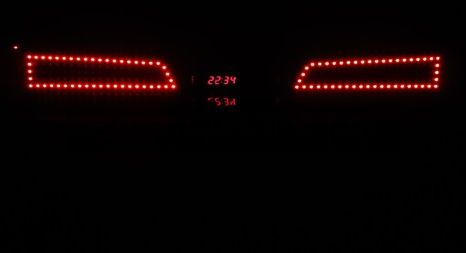 Переделываем задние фонари на ВАЗ 2108