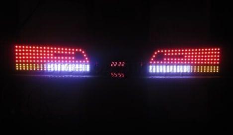 Переделываем задние фонари на ВАЗ 2108/2109