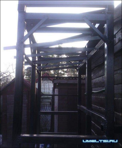 Установка водонапорной башни на даче своими руками