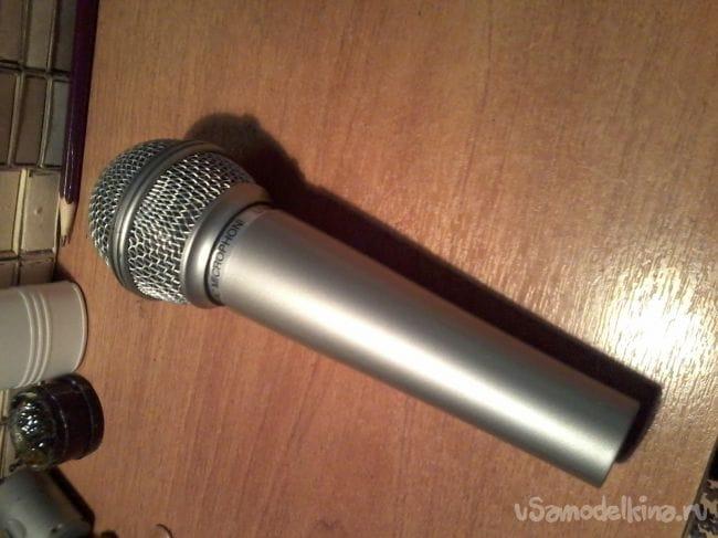 Предусилитель для микрофона