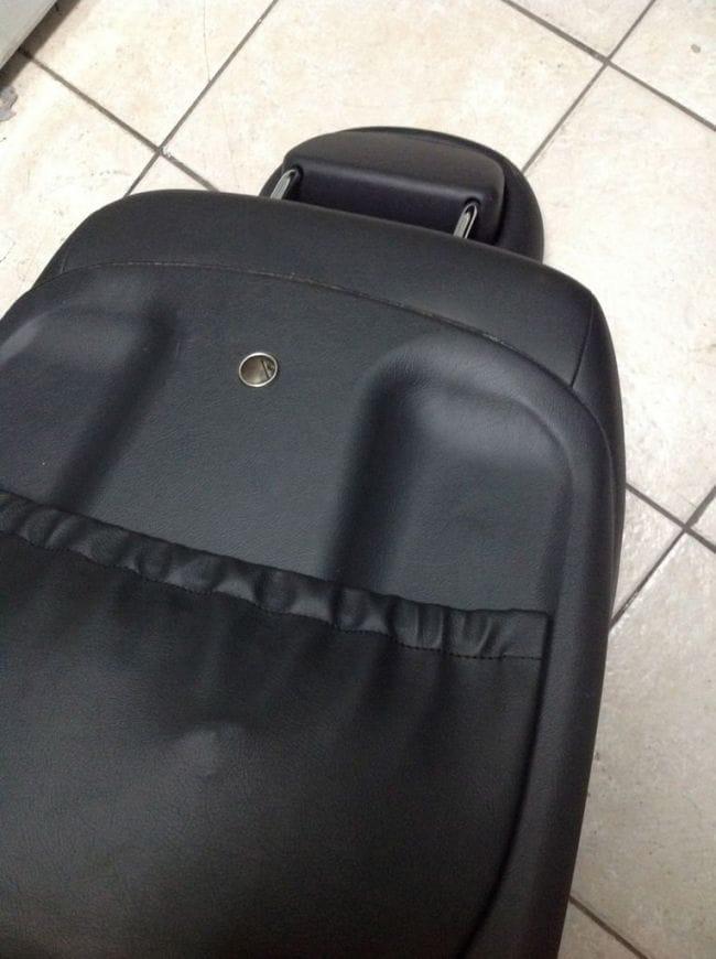 Самодельная зарядка для задних пассажиров