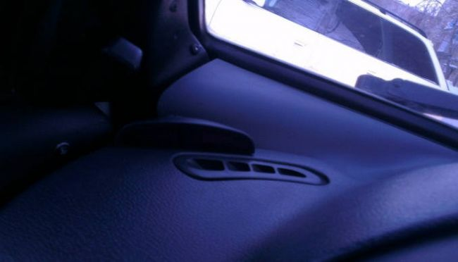 Устанавливаем парктроник на ВАЗ 2114