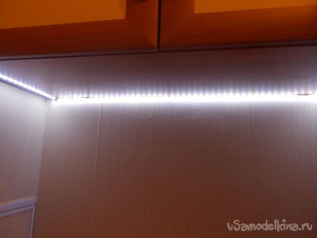 Подсветка для рабочего стола