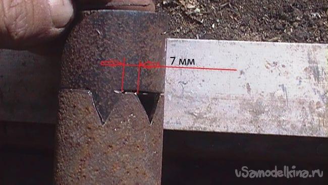 Модернизация культиватора «Нева 100»