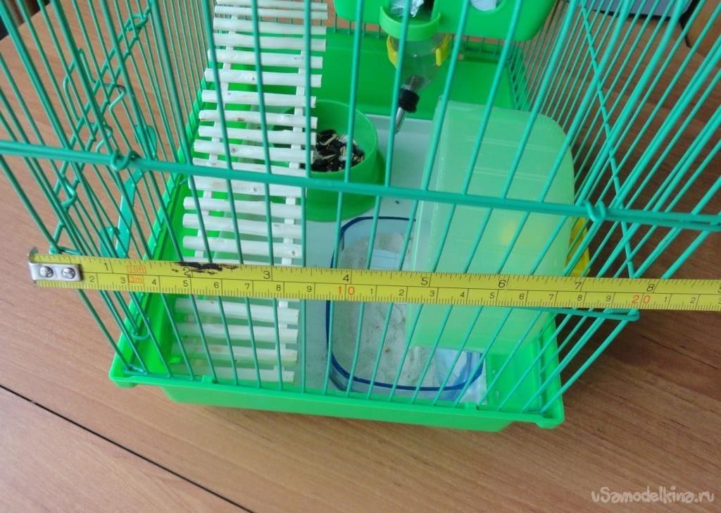 Как сделать второй этаж для хомяка
