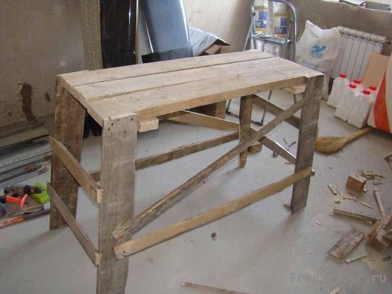 Сделать строительный козел своими руками