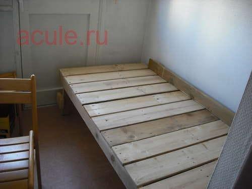 Откидная кровать для балкона