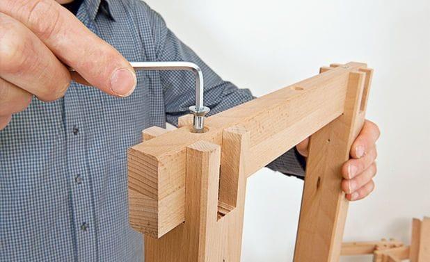 Раскладной стол для дачи своими руками