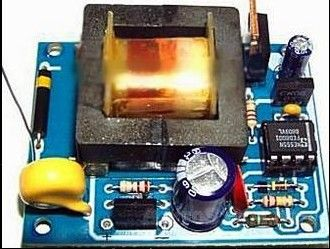 Простейший ионизатор своими руками фото 99