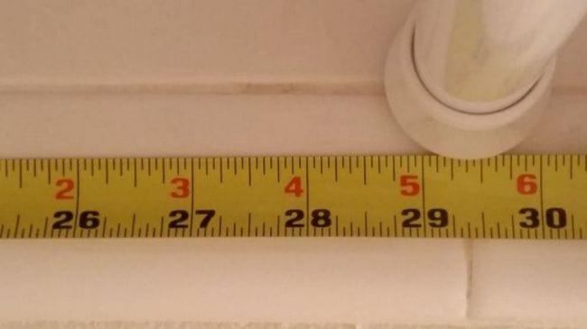 Самодельный потолочный душ