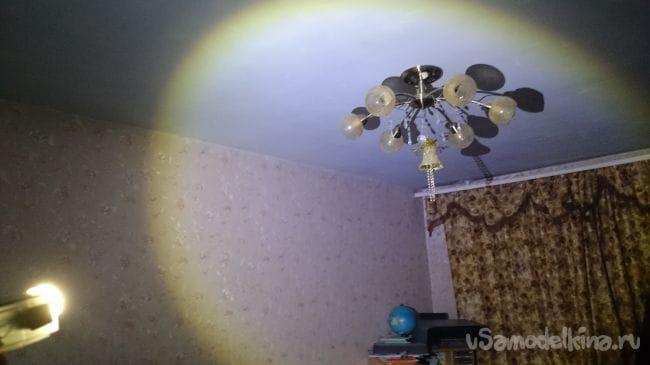 Отличный фонарь