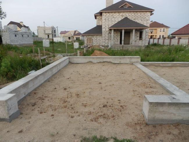 Фундамент ТИСЭ своими руками для загородного дома