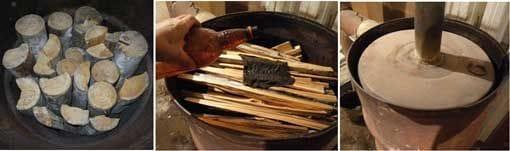 Экономная печь длительного горения своими руками