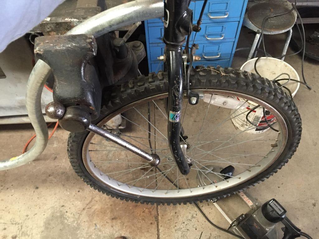 Из велосипеда электровелосипед своими руками 36