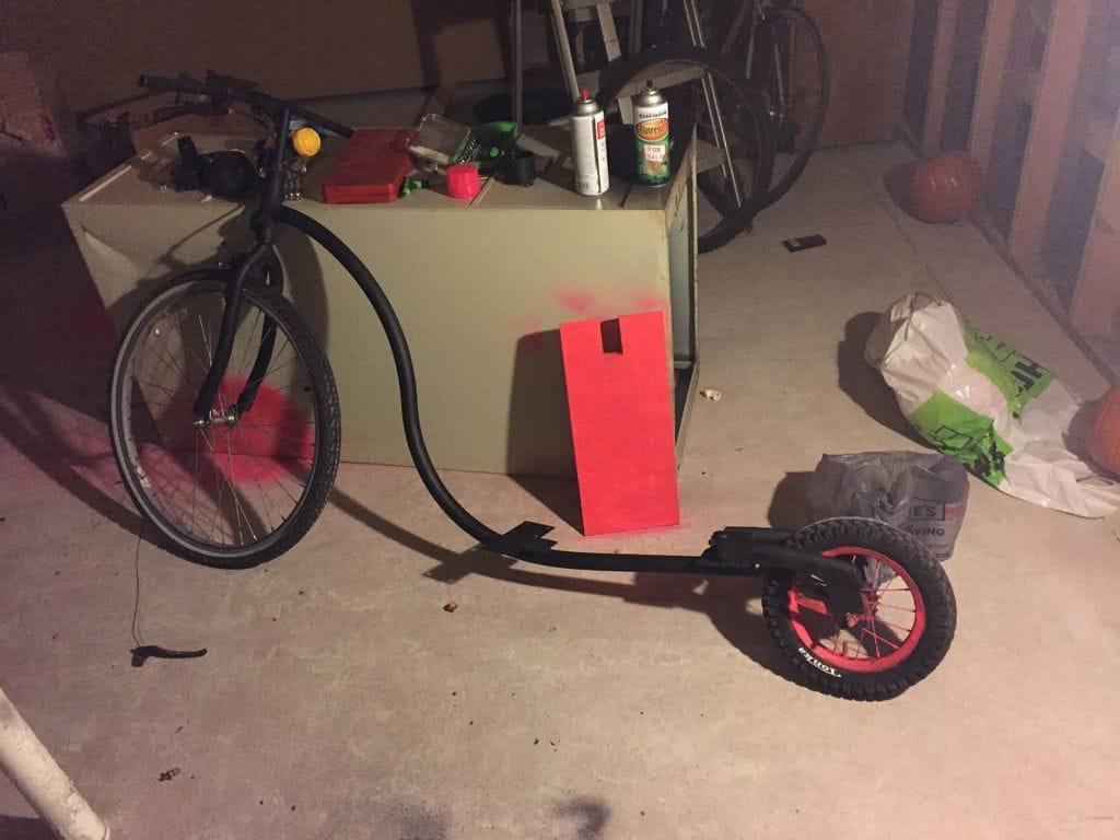 Как собрать велосипед своими руками фото 313